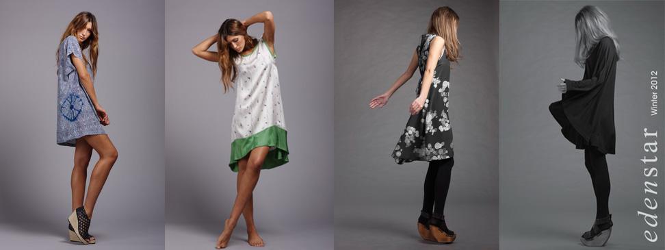 Summer 2011; Winter 2012 - Edenstar women's wear only lasted a couple of seasons, but I loved it.