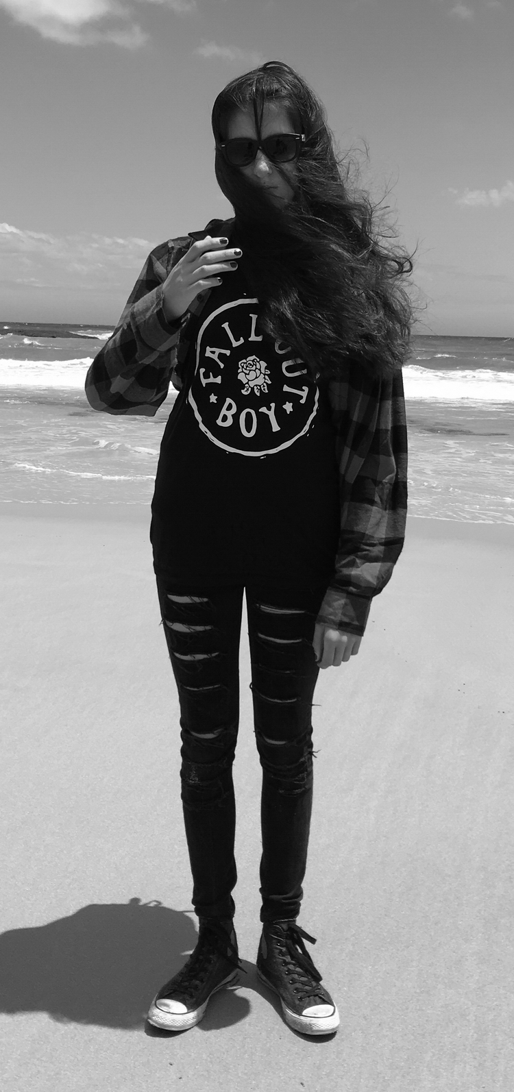 Steaal Beach Hair BW