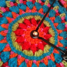 The Cute and Quirky Crochet Stylings of Lucy Ward.