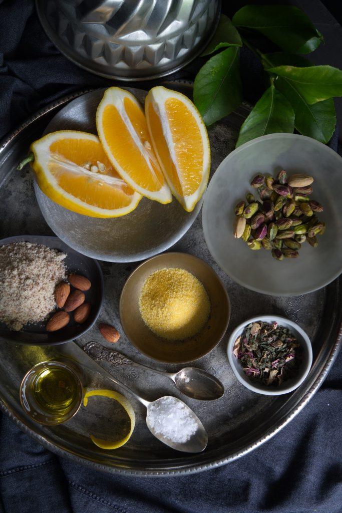 TheUrbanNest_FlourlessLemonBundtCake_Ingredients