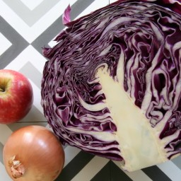 A Recipe for Nostalgia – My Mum's Sweet and Sour Red Cabbage.