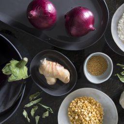 7 Winter Days of Dinner – Saturday: Jamie's Aubergine Daal